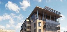 Начались продажи квартир в новом корпусе элитного ЖК Duderhof Club
