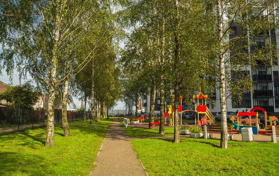 Фото ЖК Новоселье: городские кварталы