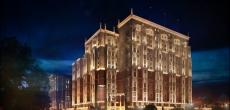 Неоклассический жилой комплекс от AAG на Дыбенко начнут строить в июле