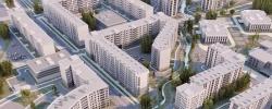 Компания «Петрострой получила принципиальное одобрение Градсовета Ленобласти на продолжение ЖК «Чистый Ручей» в Сертолово
