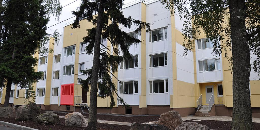 Фото ЖК Выборг, Школьная, 2 лит. А