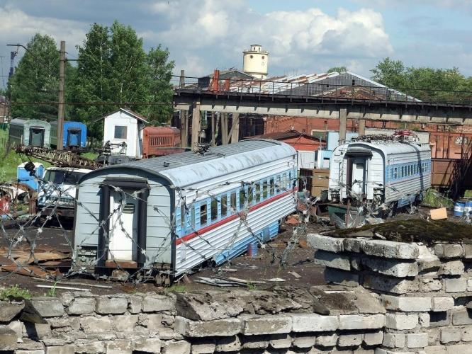 В Петербурге Октябрьский электровагоноремонтный завод освободит 20 гектаров под коммерческую застройку