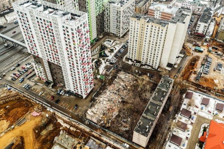 В Москве с начала года по программе реновации переселили 5,5 тыс. человек