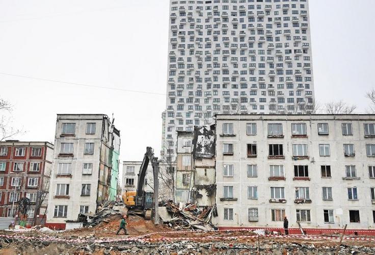 Сергей Кузнецов: замена хрущевок на современное жилье необходима всей России