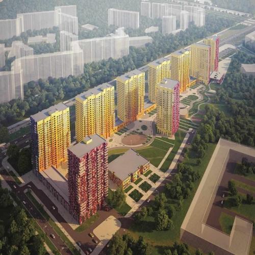 Legenda представила свой новый квартал на Комендантском проспекте