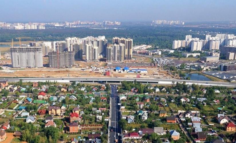 Мэр Москвы Сергей Собянин сообщил о планах строительства новых линий метро до Новой Москвы