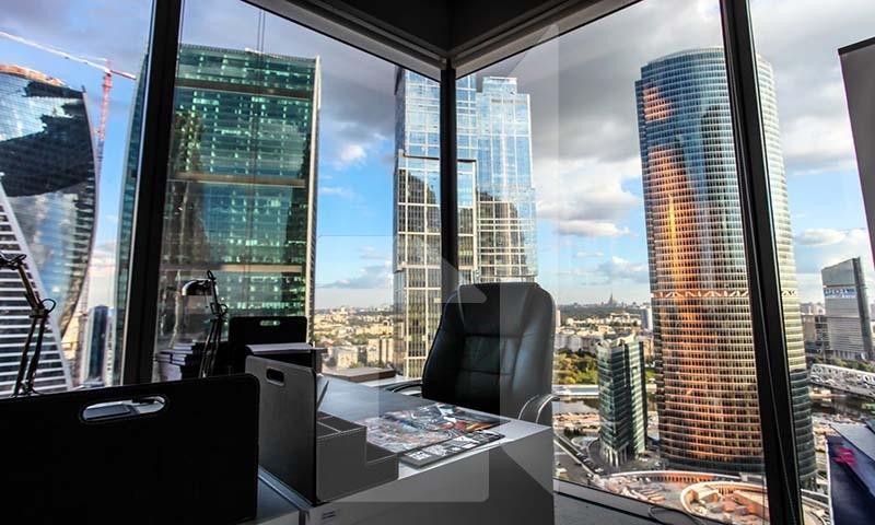 В первом квартале спрос на офисном рынке Москвы увеличился на 45% относительно первого квартала прошлого года