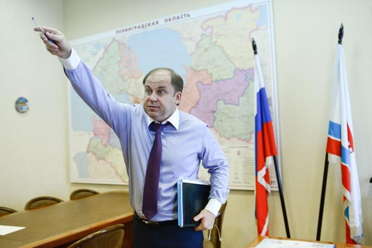 Задержан зампред правительства Ленобласти Олег Коваль