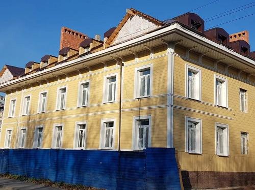 ЖК Аркадия от компании Павловск-Стройинвест