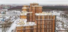 Компания «Строительный трест» завершила строительство ЖК «Лиственный» рядом с парком Сосновка в Петербурге
