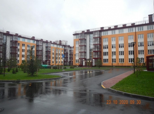 ЖК Образцовый квартал 6 от компании Терминал-ресурс