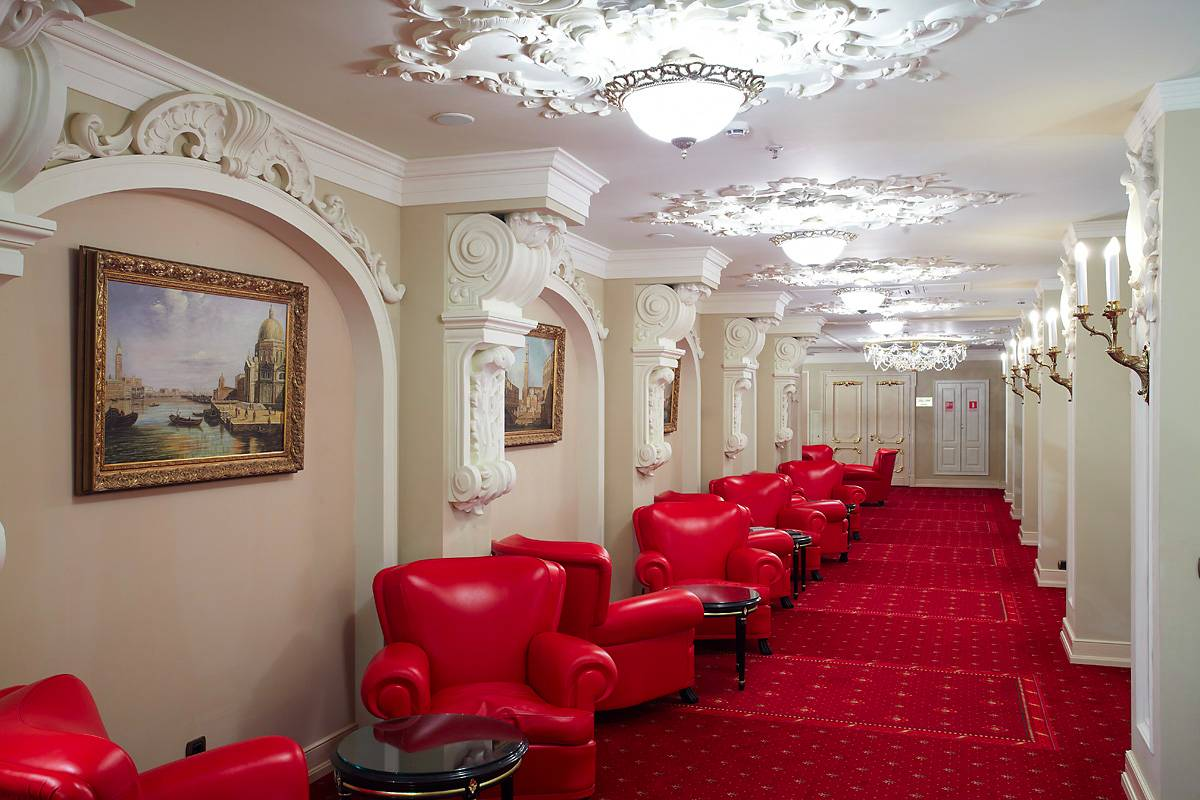 Фото ЖК Талион Империал Отель