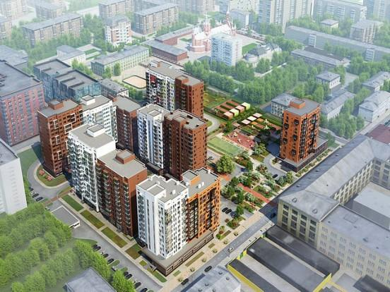 Проект жилого комплекса компании 3S Property Development в рамках редевелопмента части промзоны «Дегунино-Лихоборы» прошел публичные слушания