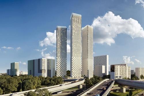 ЖК Wellton Towers от компании КРОСТ