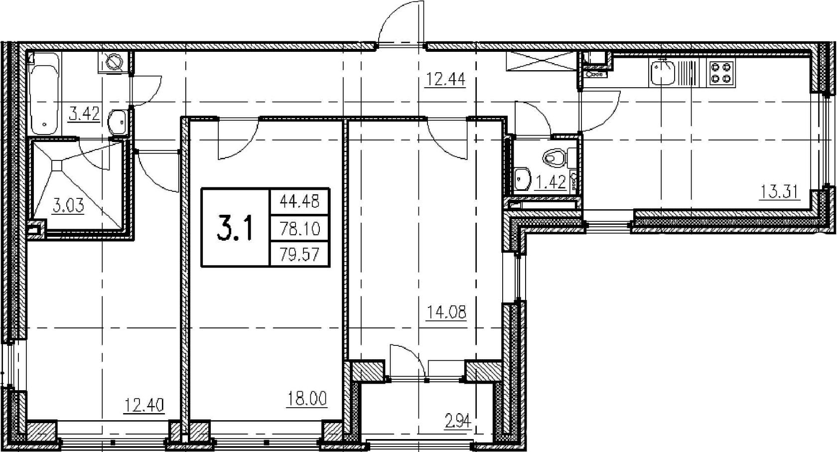 Продать Квартиры в новостройке Санкт-Петербург,  Кронштадтский,  Старая деревня, Тулонская