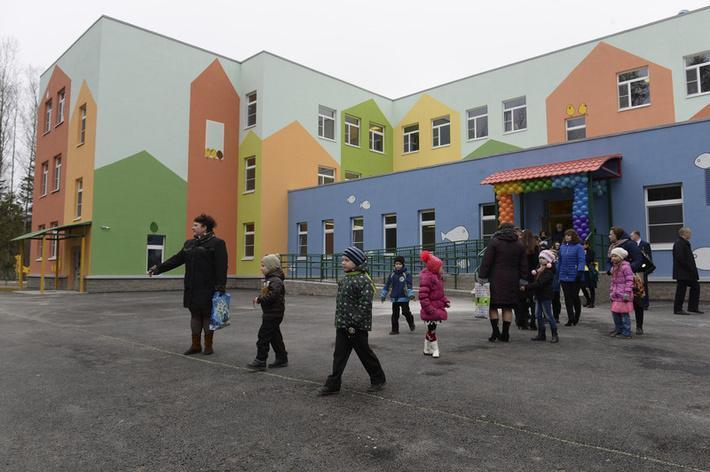 В Ленинградской области лучше прочих детскими садами обеспечен Выборгский район, хуже всех – Всеволожский
