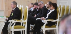 ЗакС утвердил представленный врио губернатора список его заместителей