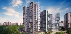 ГК «А101» начала бизнес-квартал в составе жилого района «Скандинавия»