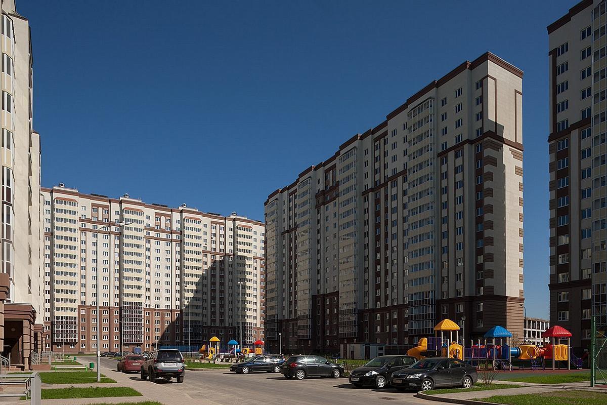 Фото ЖК Новое Домодедово