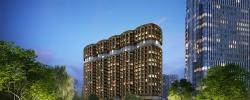 В ЖК «Зиларт» построят дом из пяти башен с подземным бассейном