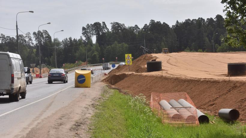 Одобрен проект строительства третьего участка Центральной кольцевой автодороги (ЦКАД) в Подмосковье
