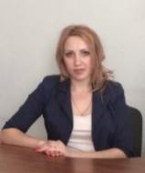 Ануфриева Евгения Николаевна