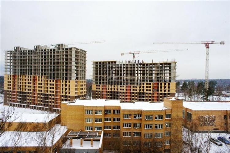 Долгострой в Раменском районе Подмосковья завершат в первом квартале 2016 года