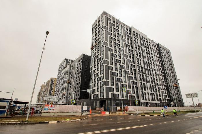 ФСК «Лидер» выступит соинвестором комплекса апартаментов в проекте «Город на реке «Тушино-2018»