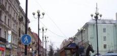 В Петербурге растут арендные ставки в стрит-ритейле на Васильевском острове