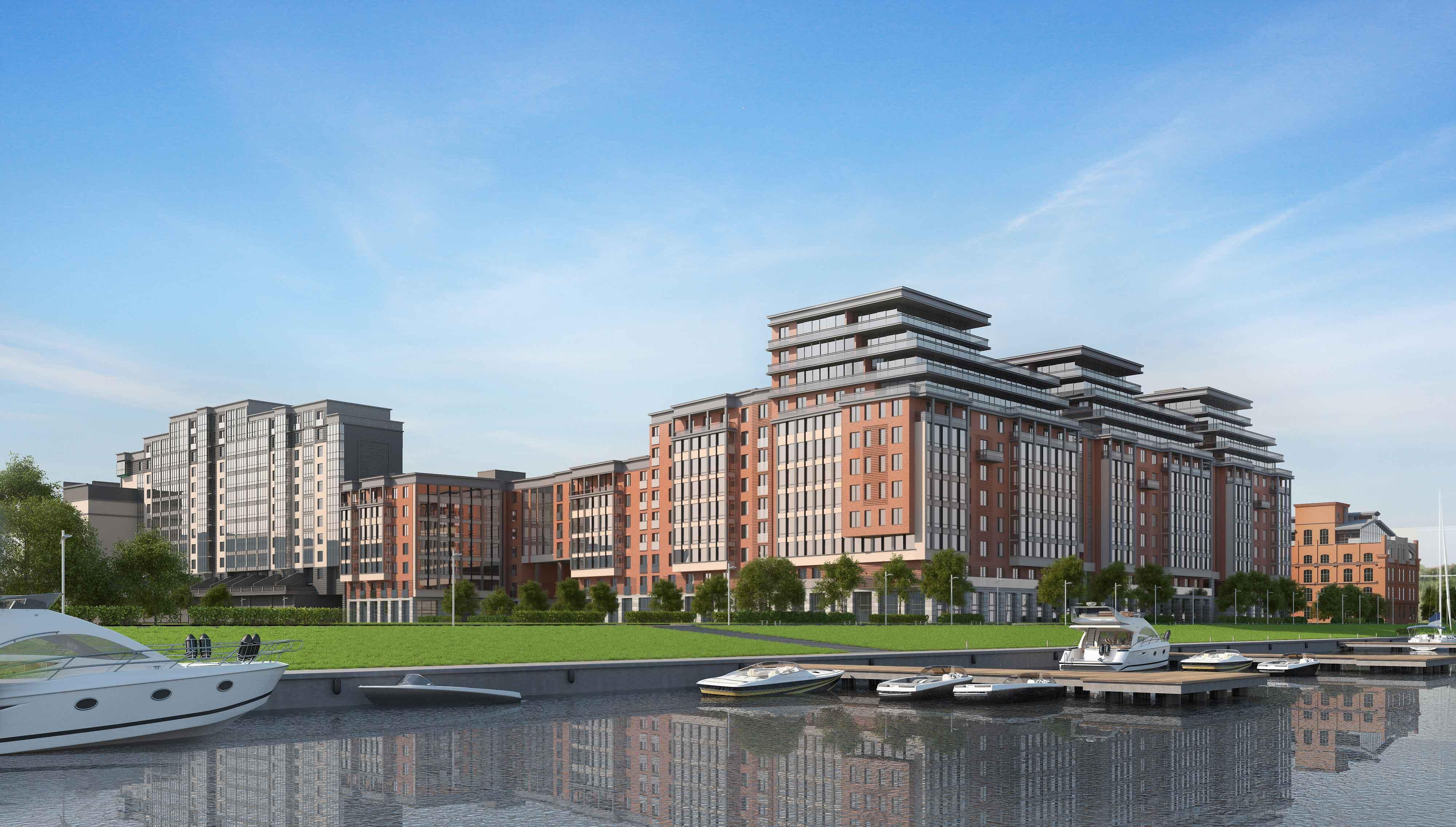 Александро-Невская мануфактура начнет застраивать свою территорию жильем в начале 2018 года