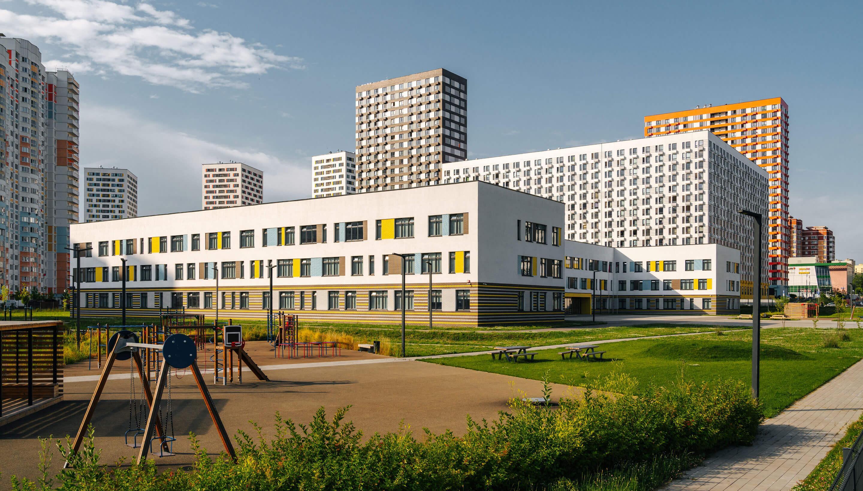 Фото ЖК Ярославский