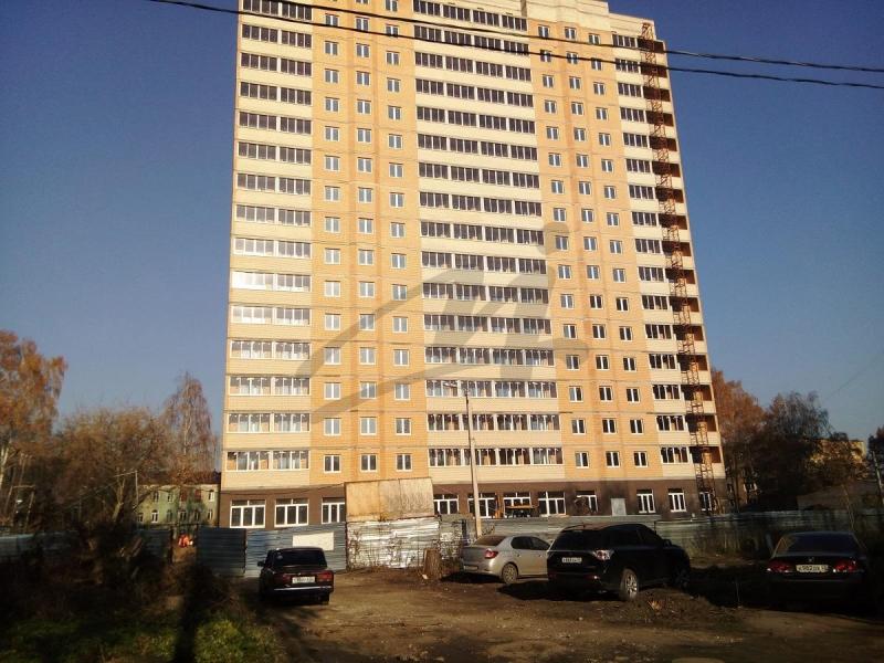 Фото ЖК Высокий берег от МОСОБЛЖИЛСТРОЙ. Жилой комплекс Vysokiy Bereg