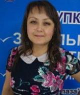 Содномова  Евгения Ильинична