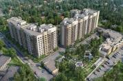 Фото ЖК Ильинский парк от AT Development. Жилой комплекс Ilinskiy park