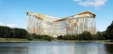 Завершился снос гостиницы на месте будущей штаб-квартиры «Яндекса»