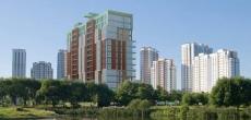 Группа ЛСР многоэтажной жилой застройкой наступает на парк Городов-Героев в Московском районе