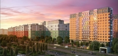 «Эталон» начнет строительство микрорайона «Галактика» в Петербурге с устройства парка