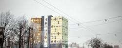 На Стачек построят два высотных апарт-отеля