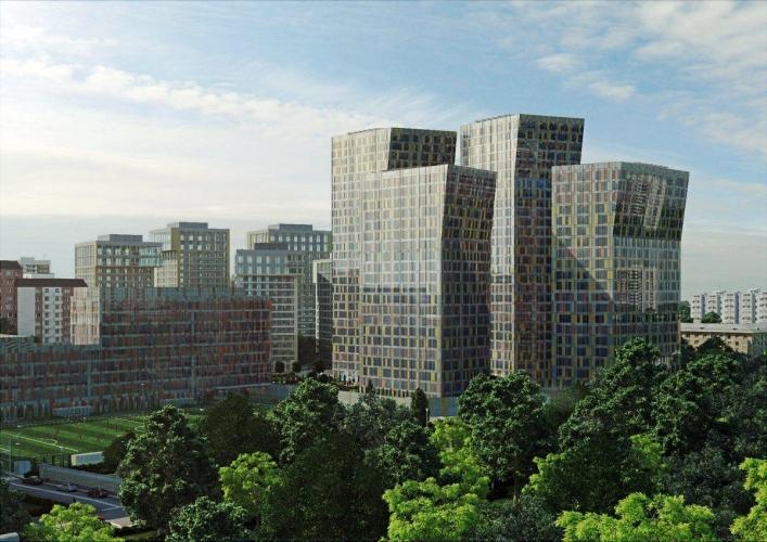 Элитный долгострой ЖК «Sky House» на Мытной улице завершит Capital Group