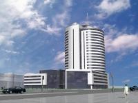 Башня «РЕСО» на Гаккелевской стала раскачиваться по