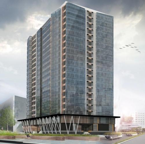 Becar Asset Management Group открывает продажи номеров в третьем апарт-отеле сети «Vertical» в Петербурге