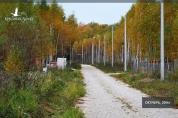 Фото КП Лесное Озеро от Красивая земля. Коттеджный поселок Lesnoe Ozero