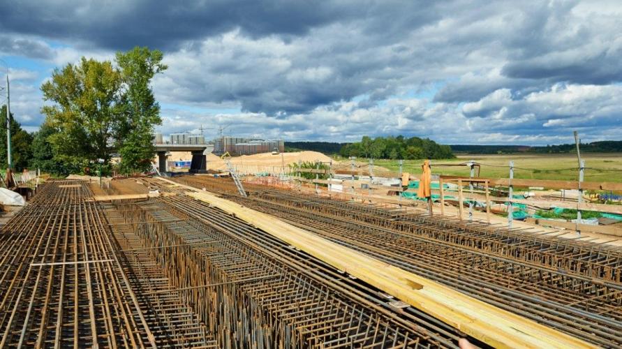 Стоимость строительства платной Центральной кольцевой автодороги выросла до 313 млрд рублей