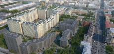 В продажу выведены квартиры в 5 корпусе ЖК «Времена года»