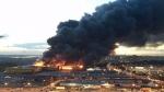 Эксперты: ущерб от пожара в ТЦ «Синдика» достигнет 5-7 млрд рублей, восстанавливать его нецелесообразно