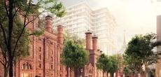 Проектировщики рассказали, много ли площадей Бадаевского пивзавода отреставрируют