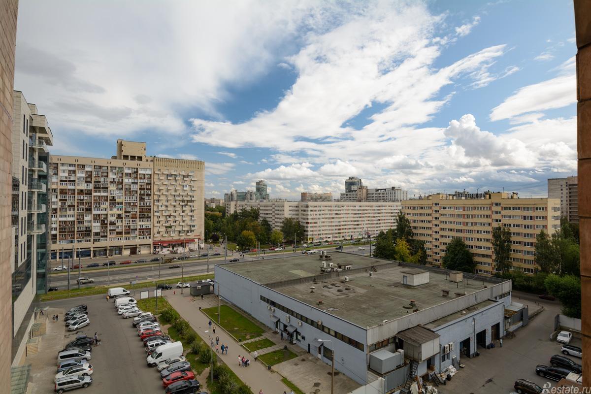 Продать Квартиры вторичка Санкт-Петербург,  Василеостровский,  Приморская, Наличная ул