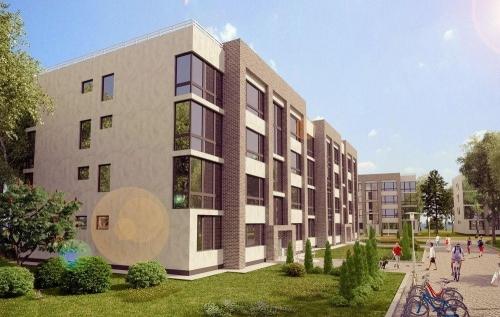 ЖК Европейский квартал от компании Инвест Парк-77