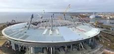 Петербург ищет подрядчиков для завершения стадиона «Зенит-Арена»