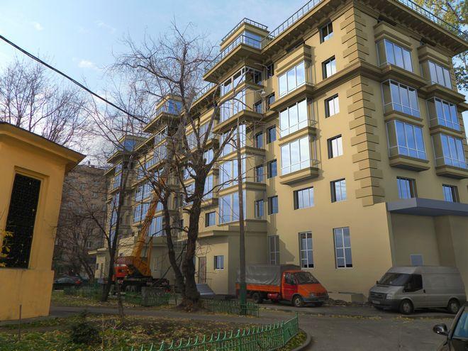 Фото ЖК Николаевский дом